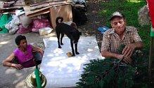 Kanál – Bývalý narkoman Miguel a jeho žena Maria Garcia žijí v kanálu, což je zřejmě jedno z nejhorších míst, které si pro život dokážeme představit.