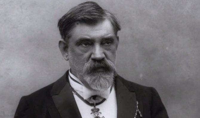 František Křižík byl významný český vynálezce.