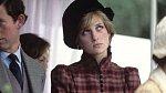 Princezna Diana se necítila v královské rodině ve své kůži.