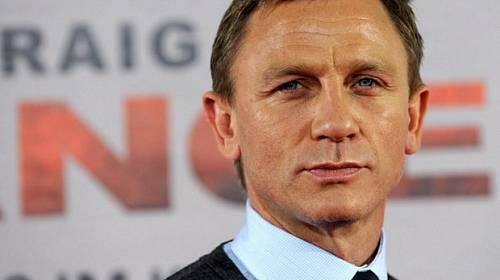 Muž týdne: Daniel Craig. Z Bonda švédským novinářem