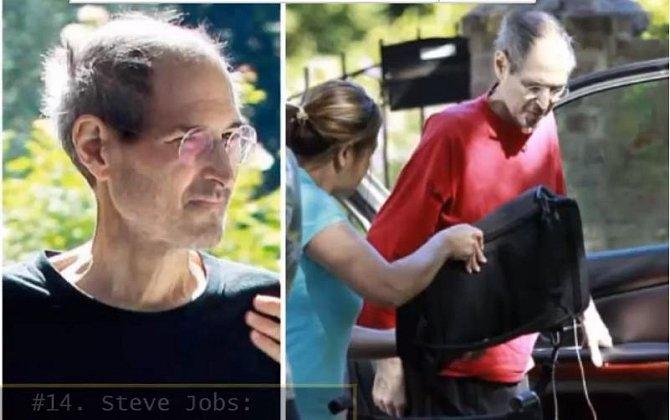 Steve Jobs (+ 5. října 2011)
