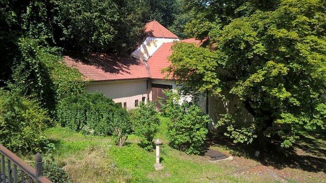 Zahrady kolem Bertramky