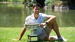 Novak Djokovič vyhrál Australian Open v roce 2019