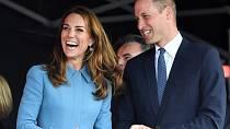 Princ William je žhavým kandidátem na britský trůn hned po královně.