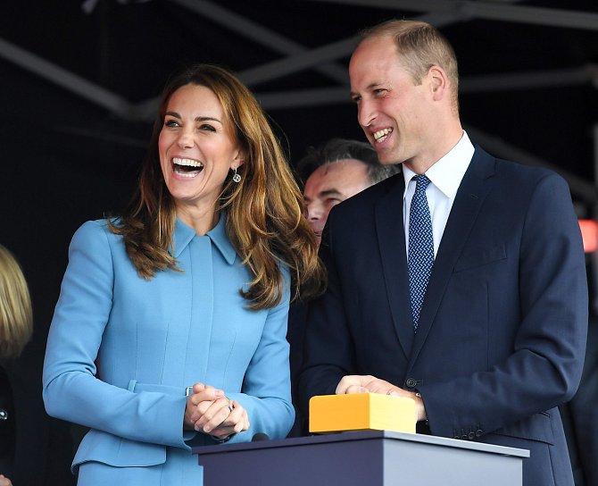 Vztah Kate a Williama byl zpočátku velmi bouřlivý.