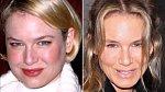 Renée Zellweger to sakra přepískla! Nepoznávají ji ani letití známí!