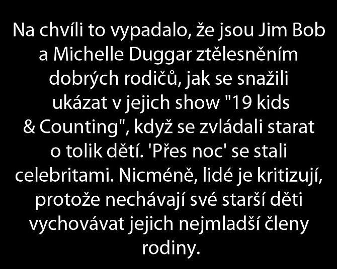 Jim Bob a Michelle Duggarovi