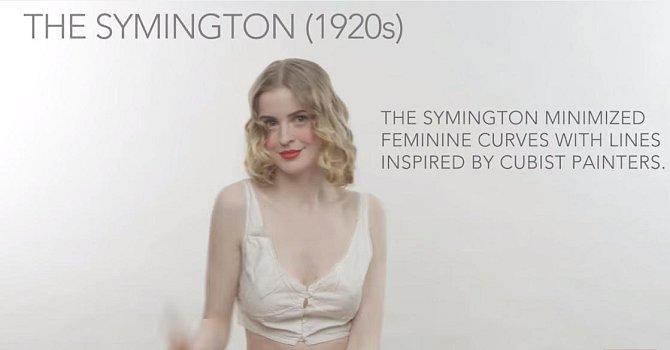 Podprsenka symington
