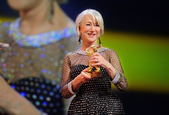Helen Mirrenová je držitelkou Oscara, tří Zlatých glóbů a mnoha dalších cen.