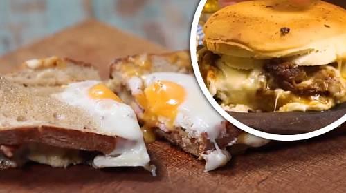 Recepty na jednoduché sendviče