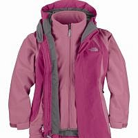 Girl's Mountain View TriClimate™ Jacket