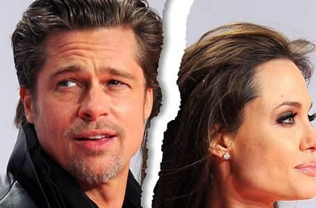 Angelina Jolie a Brad Pitt v září oznámili, že se rozvádějí