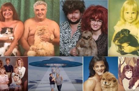nejšílenější profi fotky se zvířaty