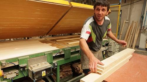 <p>Kvalitní dřevo je základ.</p>