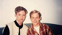 Justin Timberlake a Ryan Gosling v show The Mickey Mouse Club
