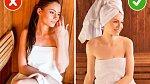 Nechoďte hned po tréninku do sauny. Nechte tělo vydechnout, vypijte sklenici vody, abyste doplnili tekutiny, dejte si sprchu a až pak můžete jít relaxovat do sauny.