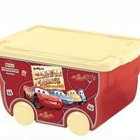 Box na kolečkách Cars