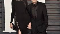 Lars Ulrich si vzal v roce 2015 Jessicu Miller.