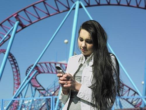 Láska a mobil