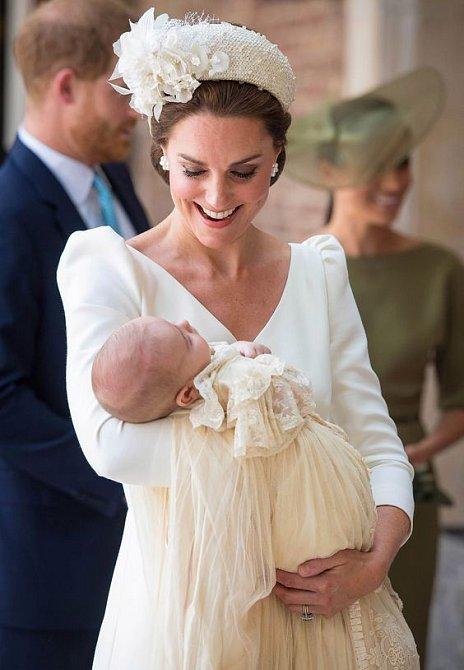 Kate dodržuje všechny tradice.