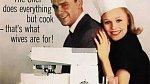 Chef umí všechno, ale vařit - od toho máme manželky