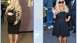 Jessica Simpson 4 měsíce po porodu