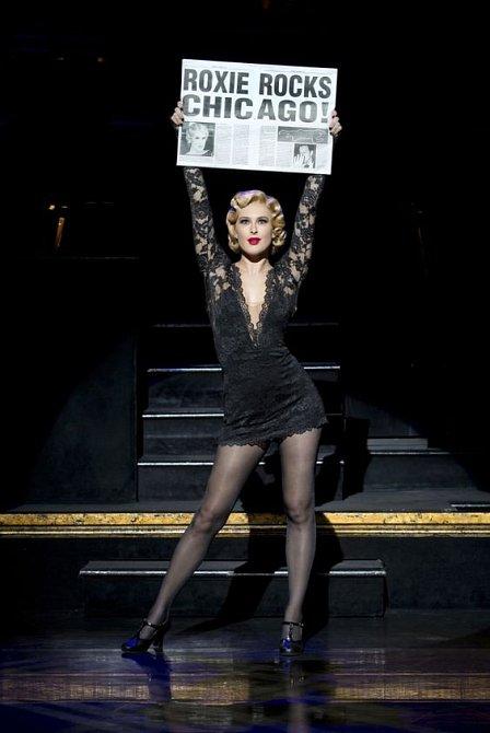 Rumer Willis hraje na Broadwayi.