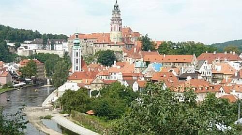 Český Krumlov: skutečná perla českých památek