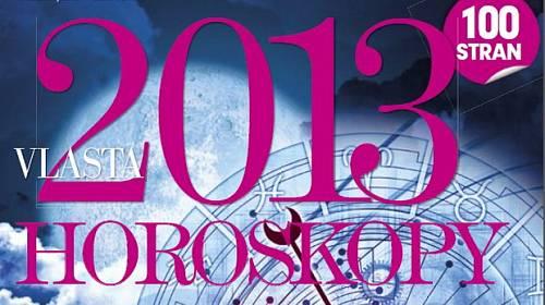 Ochutnávka: Horoskop na rok 2013