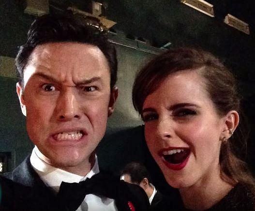 Joseph Gordon Levitt a Emma Watson