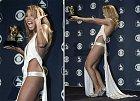 Toni Braxton pózuje na cenách Grammy v Los Angeles 21. února 2001