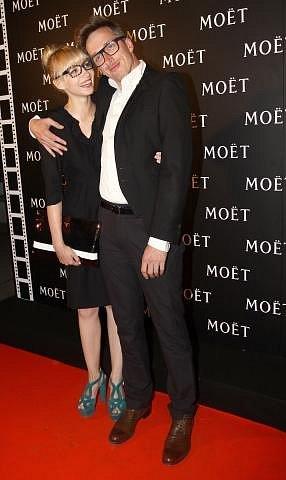Jana Plodková s přítelem Filipem Žilkou