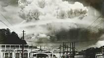 Nagasaki, 20 minut po atomovém útoku