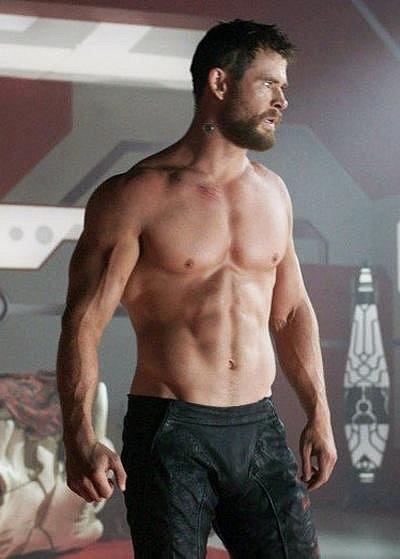 Austrálie - Chris Hemsworth