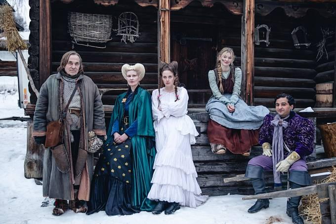 Tvůrci filmu se nechali inspirovat příběhem Václava Vorlíčka, snímek ale působí jinak.