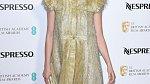 Greta Gerwig - nezdá se vám, že její šaty vypadají jako by byly plesnivé?
