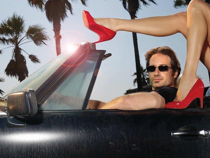 Televizní fanoušci v posledních letech Davida Duchovnyho znají hlavně díky kontroverzí nabitému seriálu Californication.