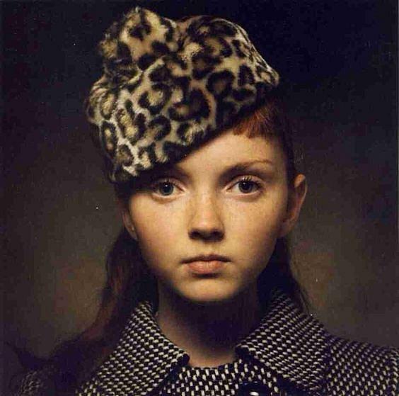 Lily Cole má tisíc podob.