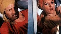 Belmondo a Ursula Andress