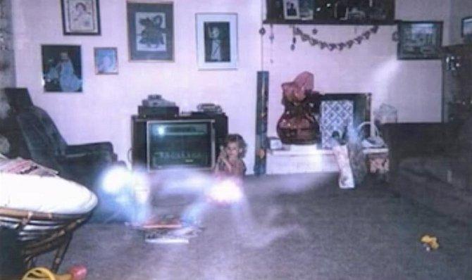 Jedna z nejstrašidelnějších fotografií duchů