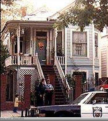 Dům, ve kterém Dorothea provozovala svůj penzion.