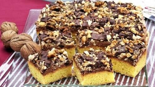 TOP recepty: Dezerty s vůní ořechů