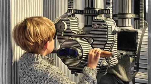 Muzeum Karla Zemana představí projekt plný filmových zážitků i nový foto trik!