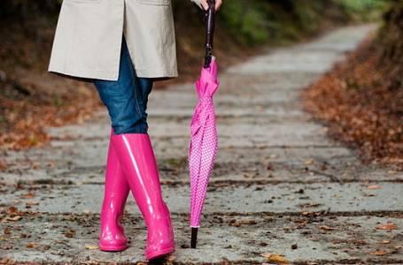 Móda: 10 nejhezčích holinek do podzimního deště