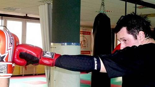 Petr Vágner v ringu