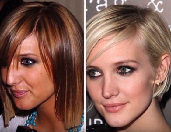 Zpěvačka Ashley Simpson měla komplexy ze svého nosu, tak je vyřešila...