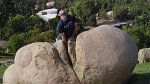 Optické iluze - jenom kámen