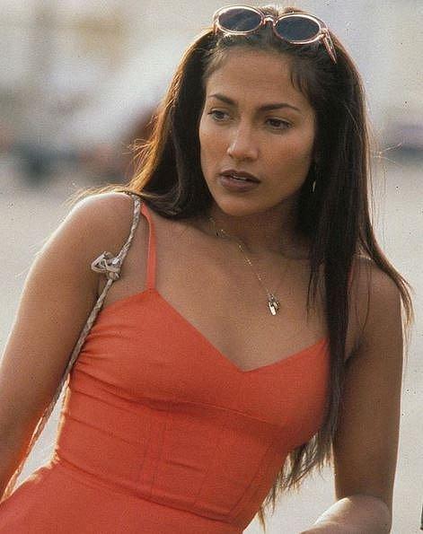 Jennifer Lopez v devadesátých letech