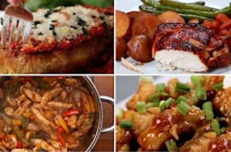 Tipy na večeři