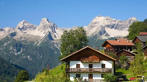 Rakousko - tipy na výlet